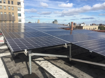 Multifamily Solar Array