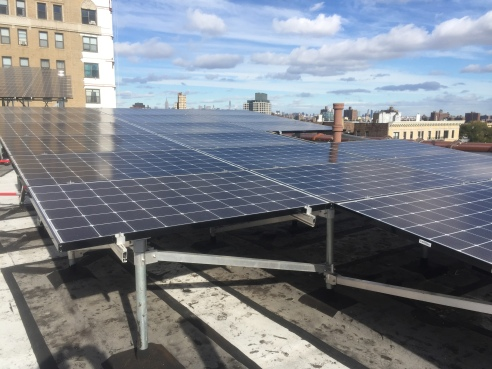 Multifamily Solar Array